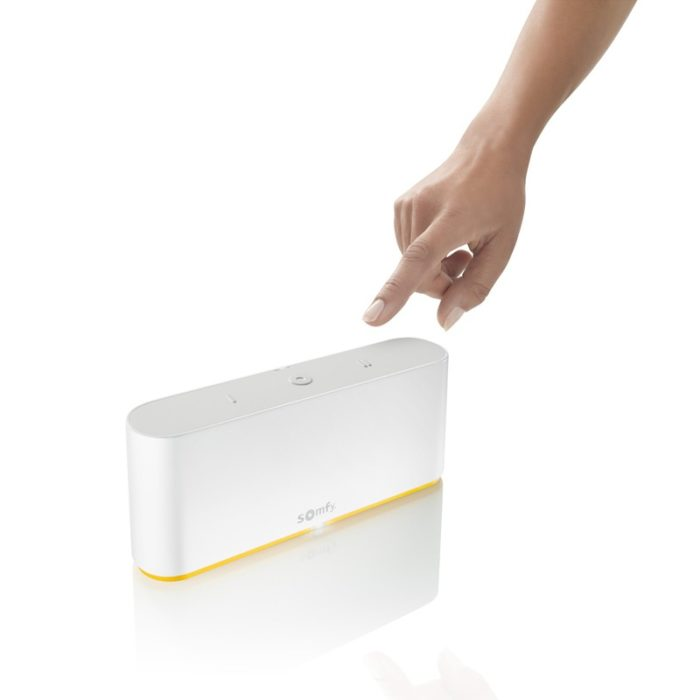 box domotique somfy